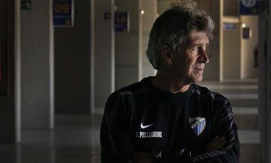 Pellegrini: Dwubiegunowość jest zła dla ligi