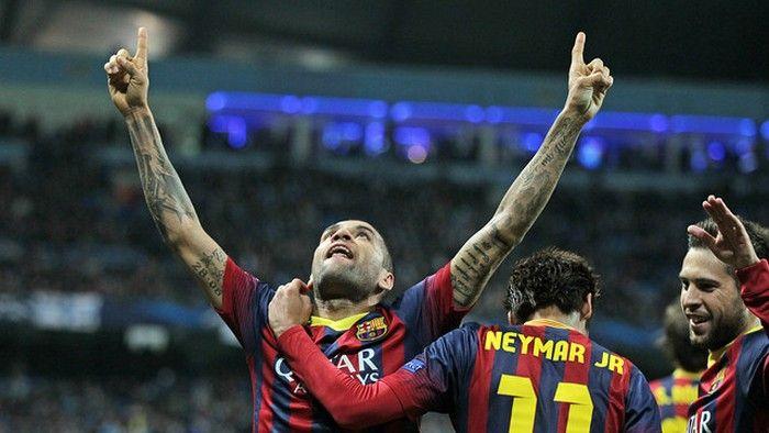 Manchester bezsilny w starciu z Barçą!