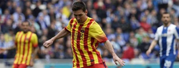 Barça rządzi w Katalonii!
