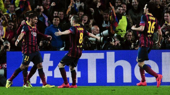 Słodko-gorzki remis na Camp Nou