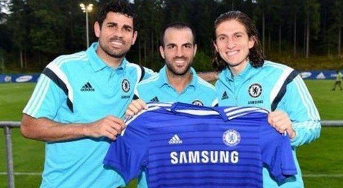 Mirror ujawnia powody przejścia Cesca Fàbregasa do Chelsea