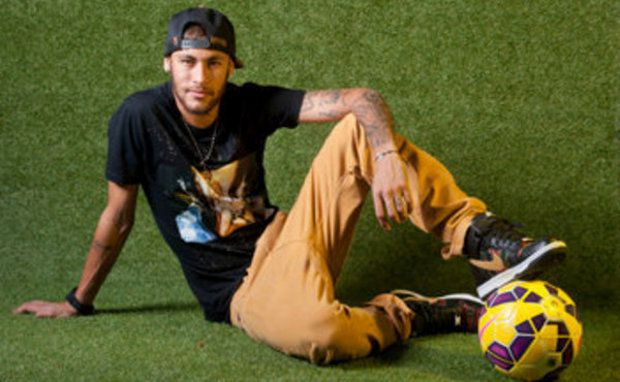 Neymar jr wedding