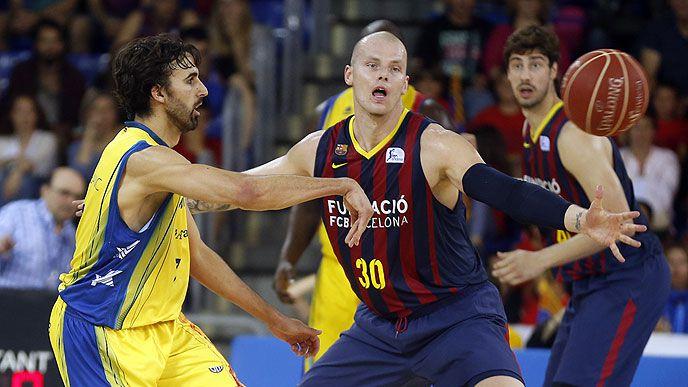 Derby Katalonii w ćwierćfinale Ligi Endesa, dobry mecz Macieja Lampe