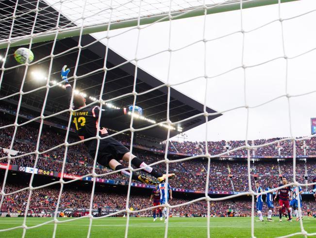 Rekordowa frekwencja w ostatnich latach w meczach z Espanyolem