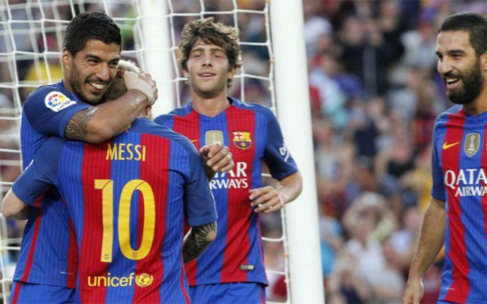 Barça zwycięża w pierwszej bitwie o Superpuchar Hiszpanii!
