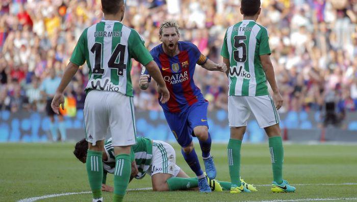 FC Barcelona - Real Betis: Demolka na dzień dobry!