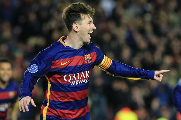 Leo Messi autorem najładniejszego gola minionego sezonu w Europie
