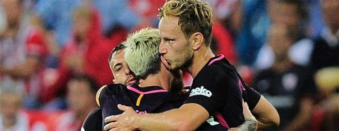 Barça zdobywa San Mamés