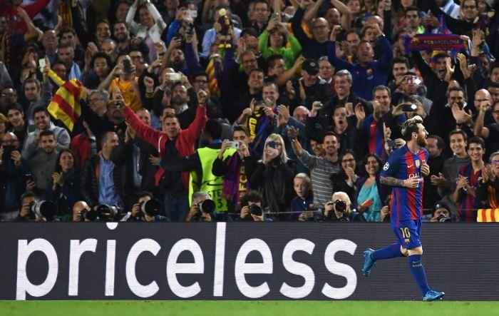 Barcelona gromi Manchester na Camp Nou