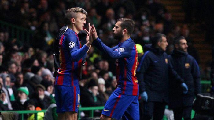 Alba: Neymar nigdy nie ma zamiaru prowokować rywali
