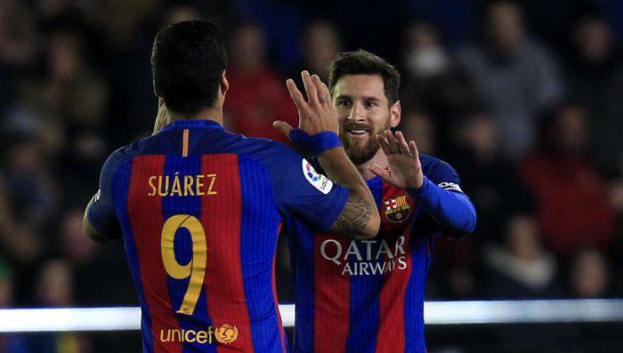 Messi strzela połowę bramek Barcelony