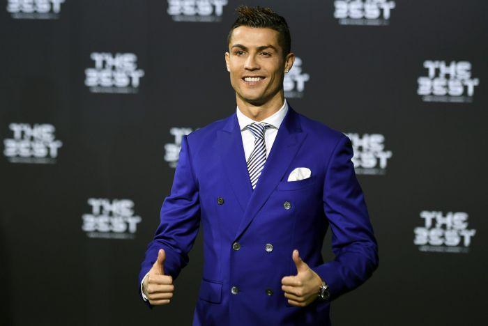 Gala FIFA: Cristiano Ronaldo najlepszym piłkarzem 2016 roku