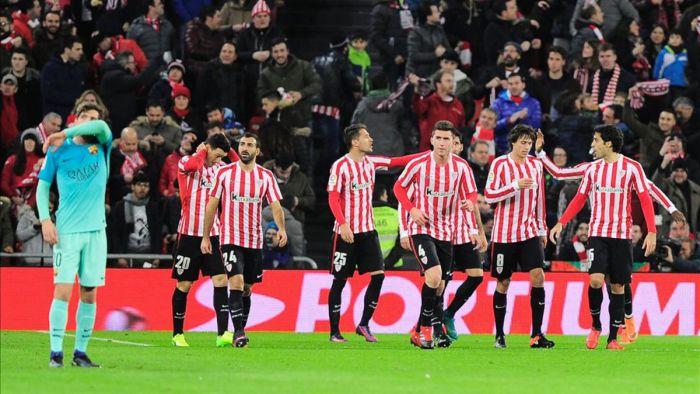 Lista zawodników Athleticu, którzy pojadą do Barcelony