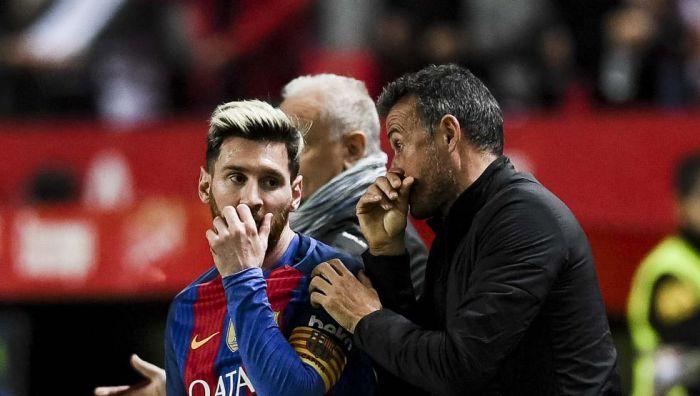 Na których trenerów głosował Messi w plebiscycie FIFA?