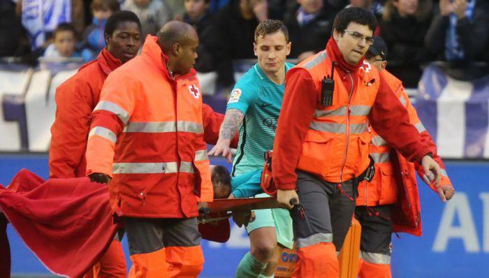 Koniec sezonu dla Aleixa Vidala!