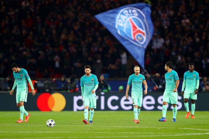Oceny za mecz z PSG