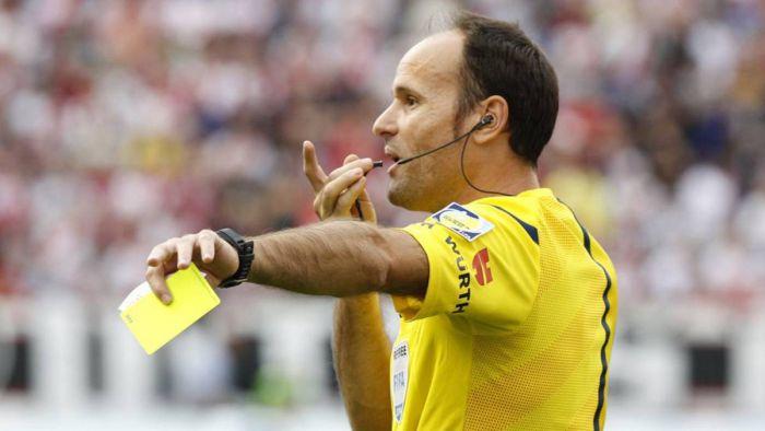 Mateu Lahoz sędzią meczu z Atlético Madryt