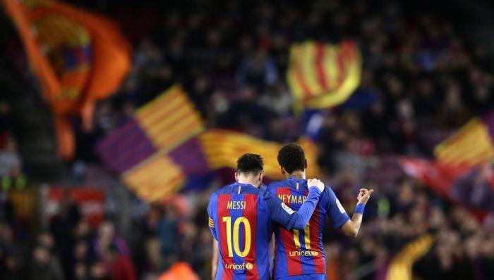 Najniższa frekwencja na Camp Nou w tym sezonie