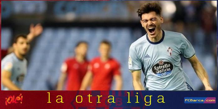 """La Otra Liga: Jozabeda strzał w """"dziesiątkę"""""""