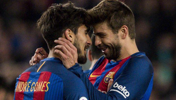 Piqué w obronie Gomesa: Ci, którzy gwiżdżą, niech zostaną w domu