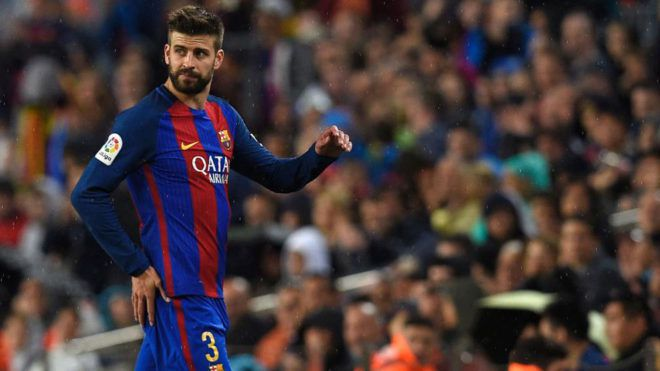 Sergio Ramos odpowiada na tweet Piqué: Niech przewinie taśmę i obejrzy mecz z PSG