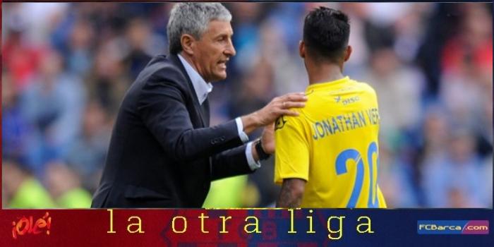 La Otra Liga: Kryzysowe Las Palmas