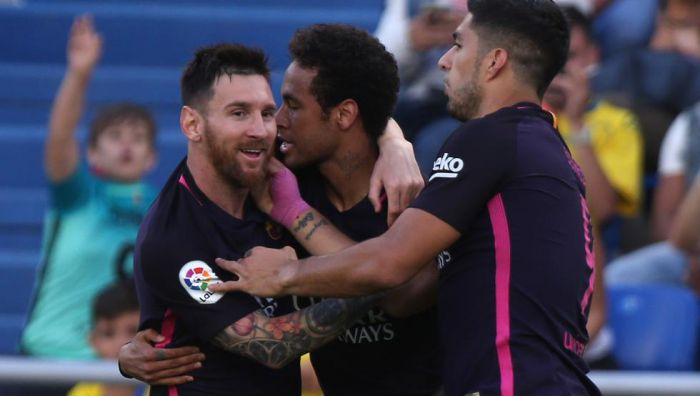Barça o trzy trafienia od klubowego rekordu