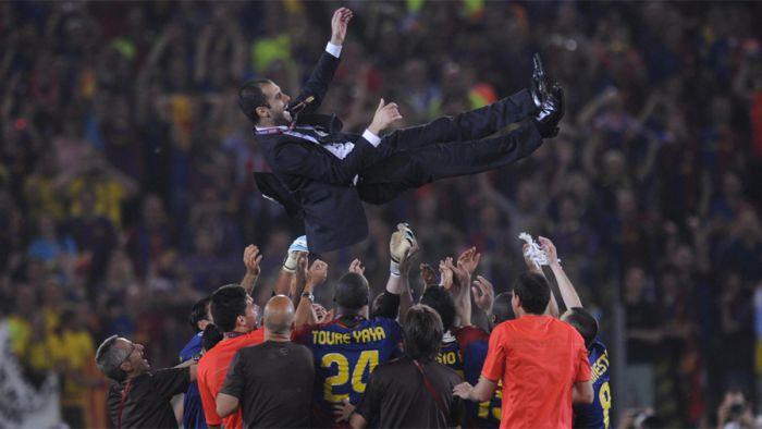 Barcelona Guardioli wśród najlepszych drużyn w historii sportu
