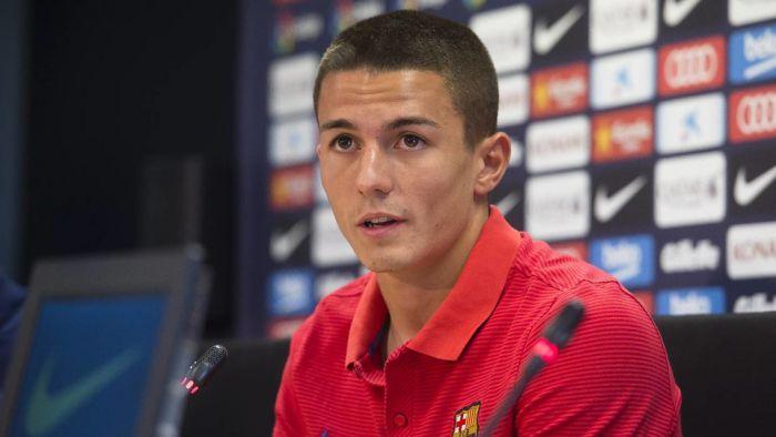 Palencia: Pierwsza drużyna? Jestem zawodnikiem klubu