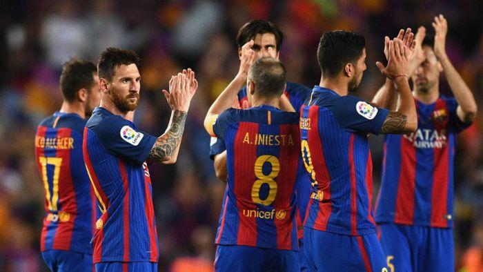 Leo Messi z czwartym Złotym Butem w karierze