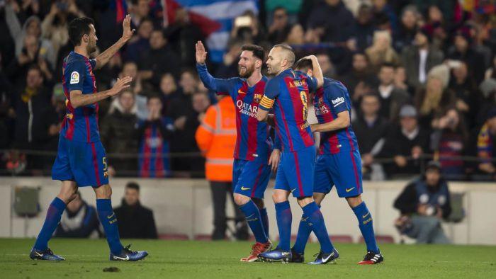 FC Barcelona z Pucharem Króla!