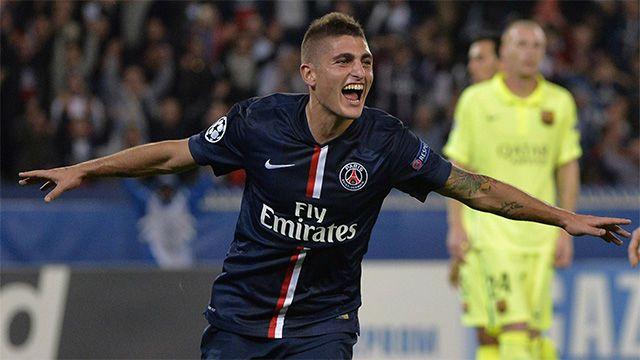 """Wiadomość Verrattiego dla PSG: """"Nie wracam do Paryża"""""""