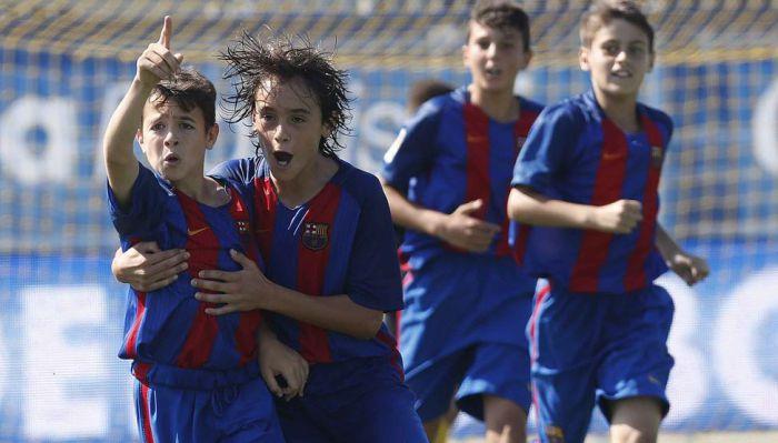 Młodzi zawodnicy Barçy zwycięzcami turnieju La Liga Promises
