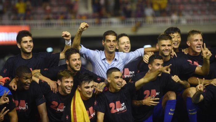 Barça B zaczyna jutro presezon