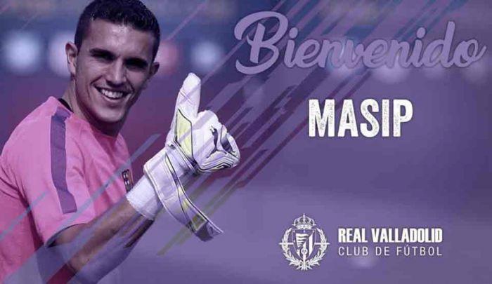 Oficjalnie: Masip przechodzi do Realu Valladolid