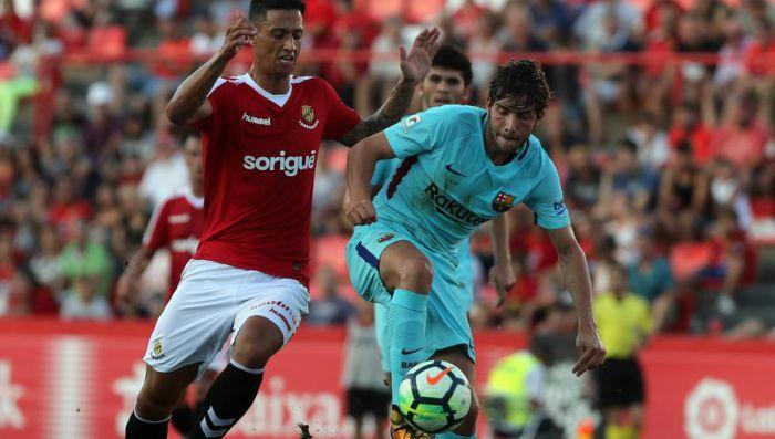 Nàstic Tarragona – FC Barcelona 1:1: Zmiennicy nie zdali egzaminu