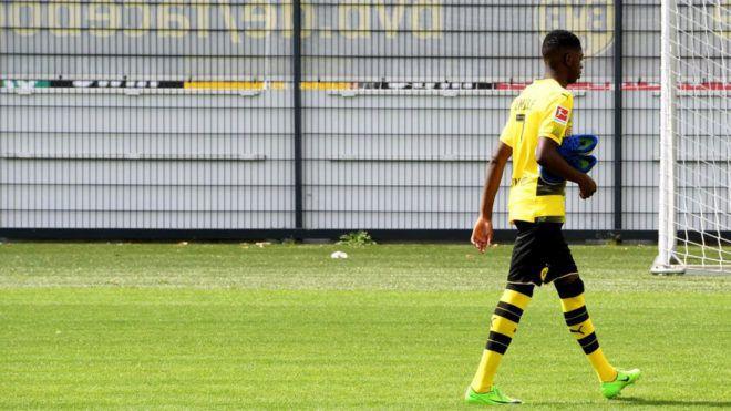 Borussia ma ogłosić jutro ostateczną decyzję w sprawie Dembélé