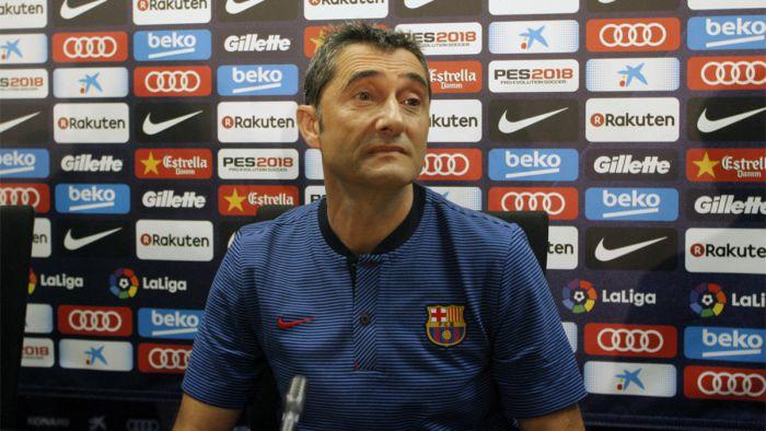 Valverde: Paulinho? Wiem tylko, że jutro nie zagra