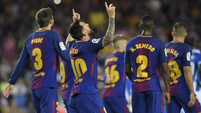 Barça z piątą najdroższą kadrą wśród klubów piłkarskich