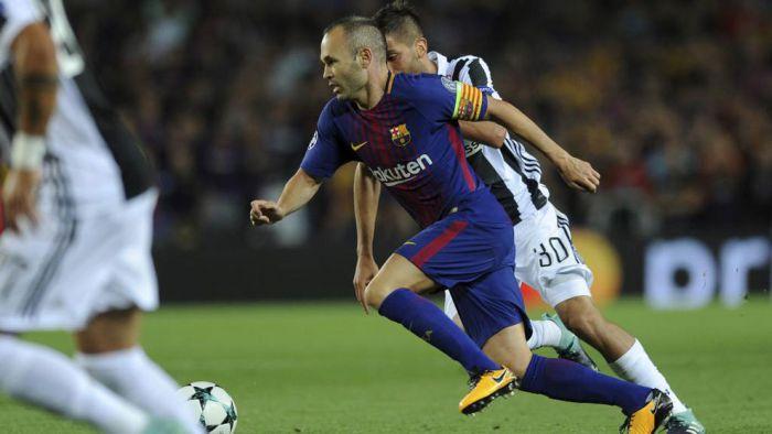 Iniesta: Rozegraliśmy bardzo dobry mecz