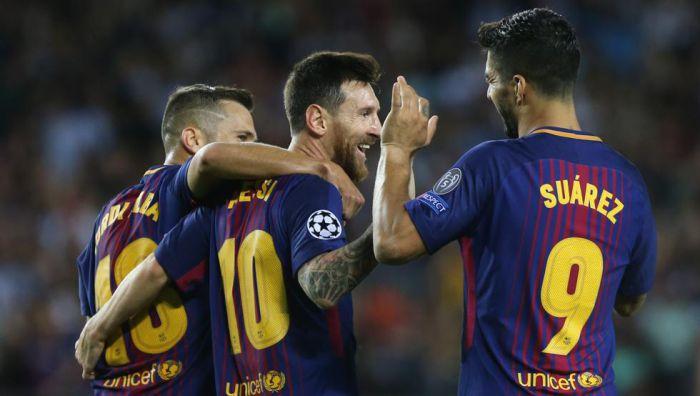 Barcelona bije kolejne rekordy