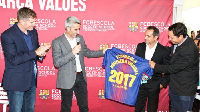 FC Barcelona otwiera cztery nowe szkółki w USA