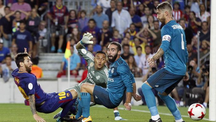 Messi może kosztować mniej niż Carvajal