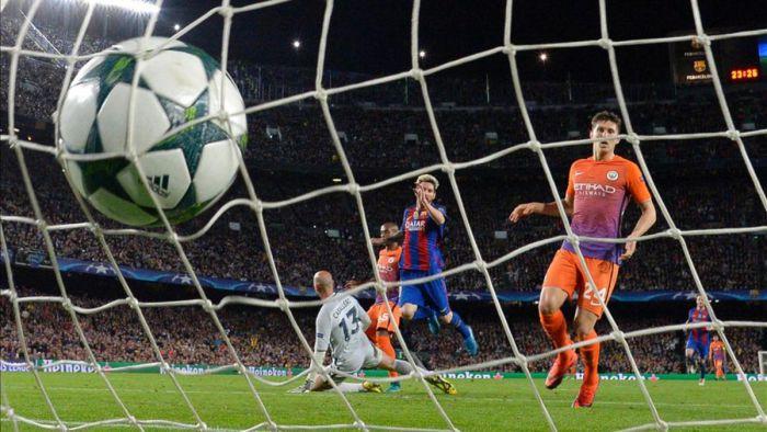 Leo Messi bliski setnego gola w Lidze Mistrzów