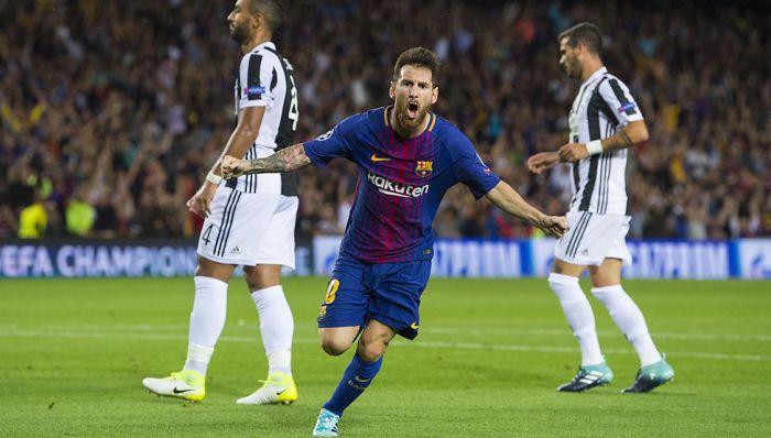 Leo Messi poza najlepszą jedenastką pierwszej kolejki Ligi Mistrzów wg UEFA