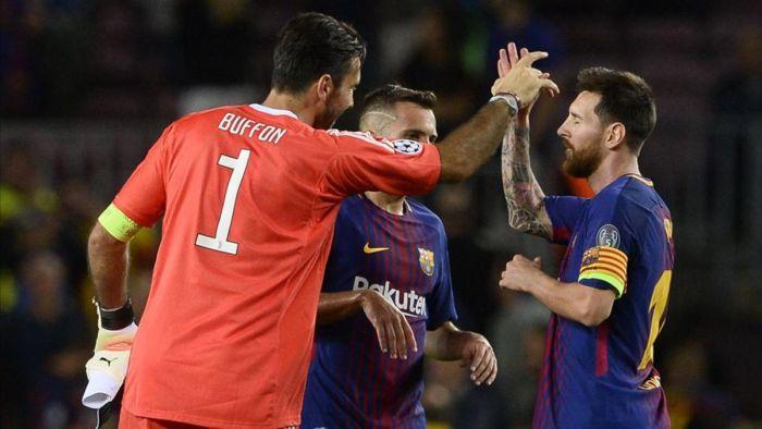 Buffon: Porażka z Barceloną boli