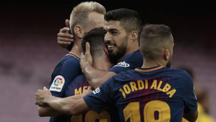 Barça - Las Palmas: Zwycięstwo w nietypowych okolicznościach