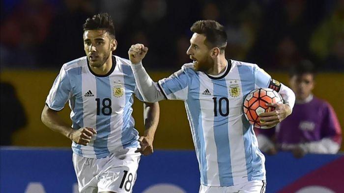 Koncert Leo Messiego! Argentyna jedzie na mundial [WIDEO]