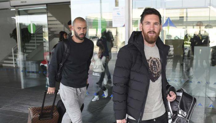 Messi wrócił do Barcelony