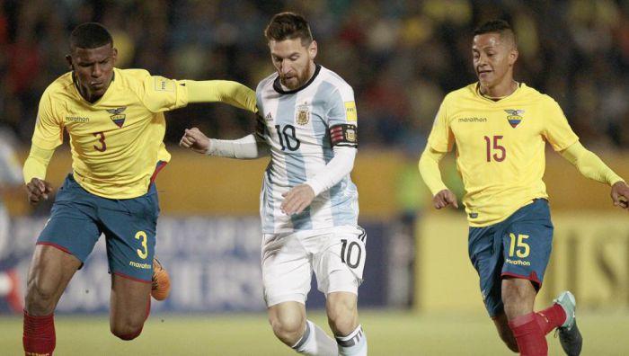 Sergio Romero: Nawet Messi nie strzeli 20 bramek w meczu